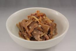 牛肉と牛蒡のしぐれ煮(舞茸入り)   【冷凍】