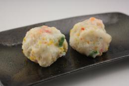 夏野菜五色蒸し 14個   【冷凍】