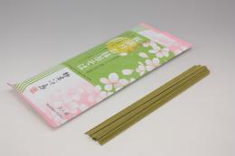 桜満月 お抹茶そば 180g×40束   【常温】