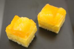 フリーカットケーキ60P(マンゴー)   【冷凍】