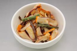 中華いか山菜 500g   【冷凍】