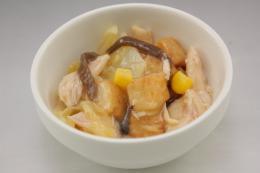 厚揚げと蒸し鶏の中華味 500g×20袋   【冷凍】
